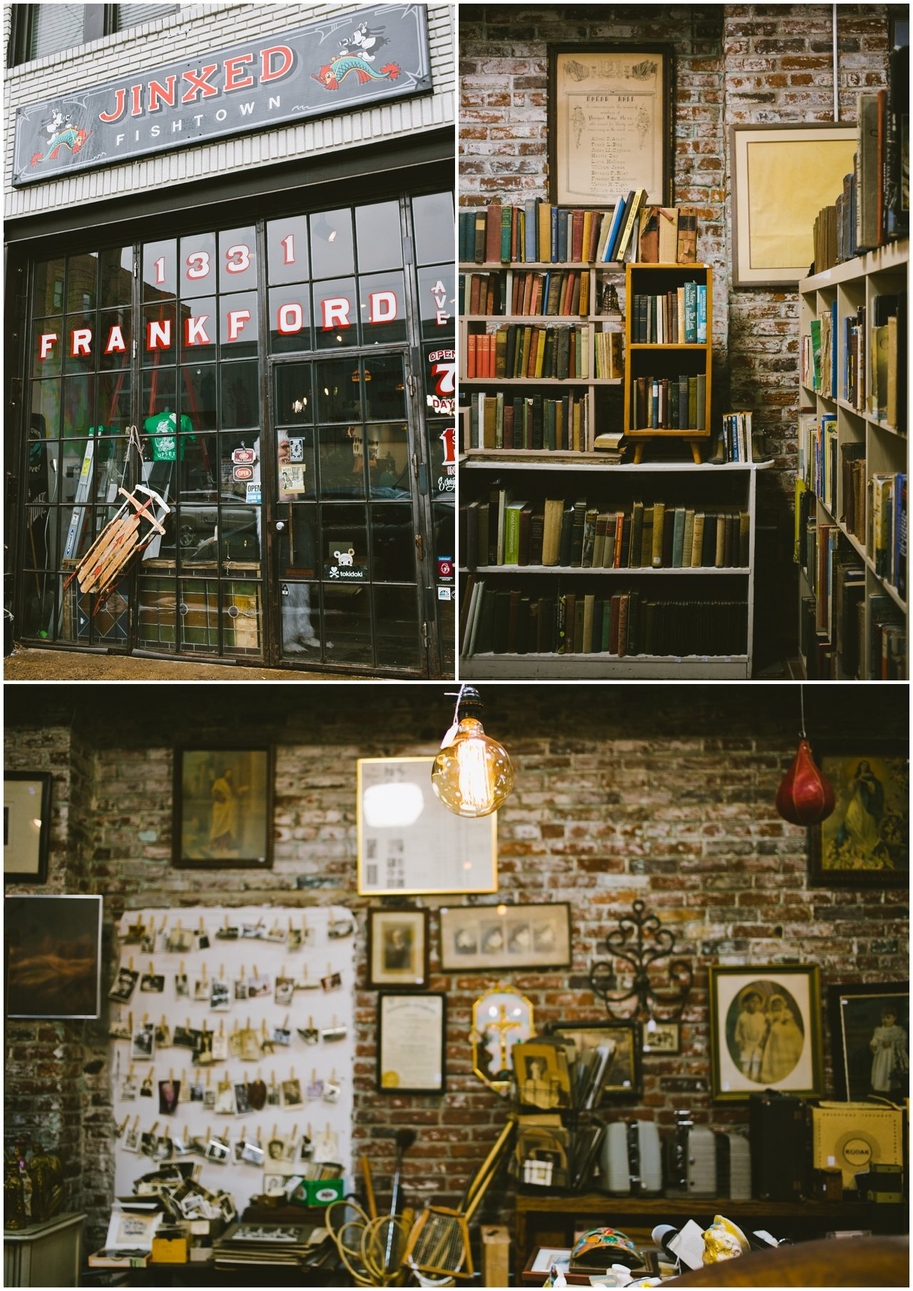 Jinxed Vintage Store in Fishtown, Philadelphia
