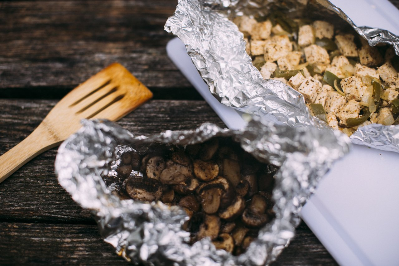 Vegan camping food recipes | streetsandstripes.com