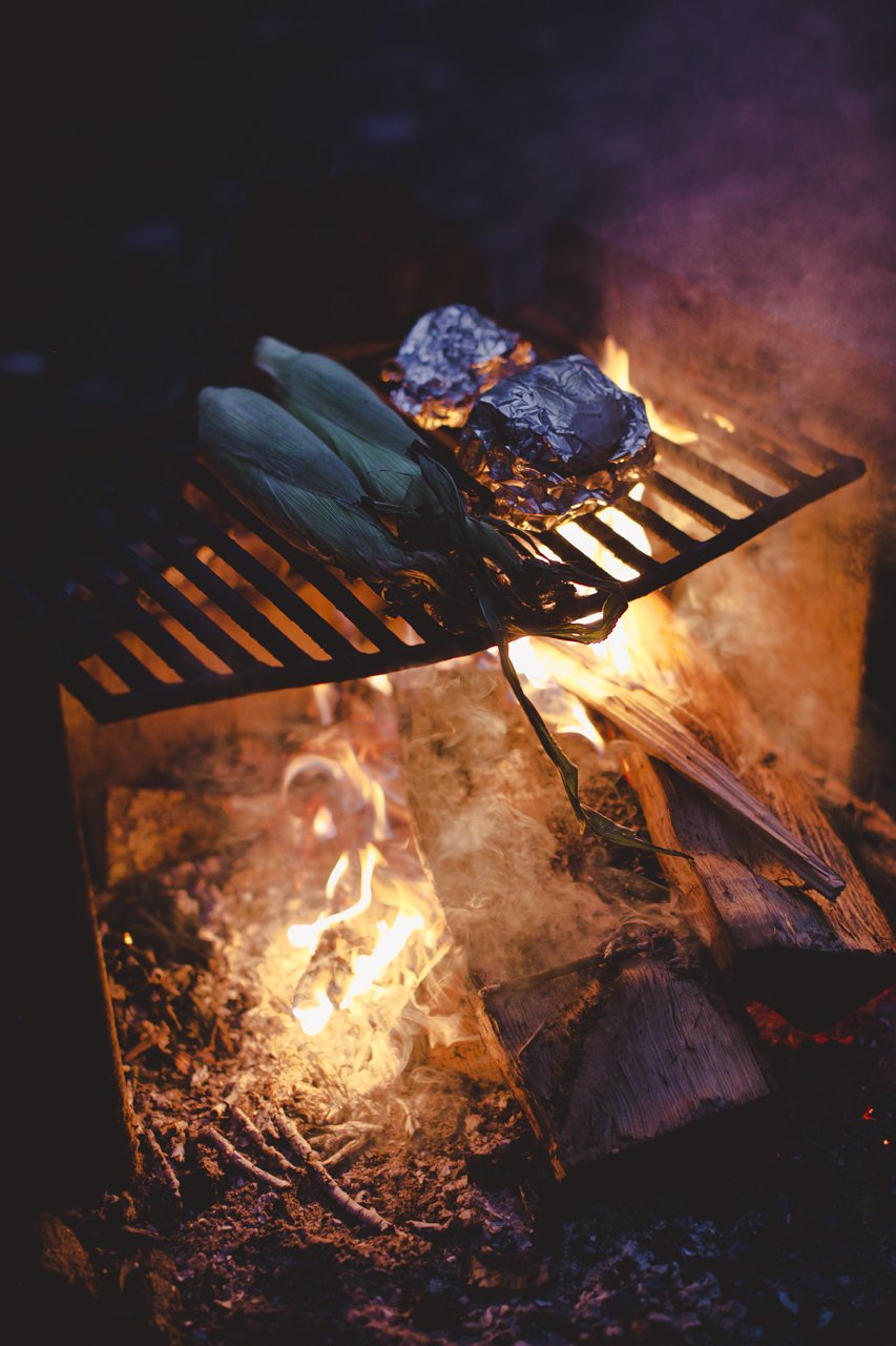 Campfire cooking | streetsandstripes.com