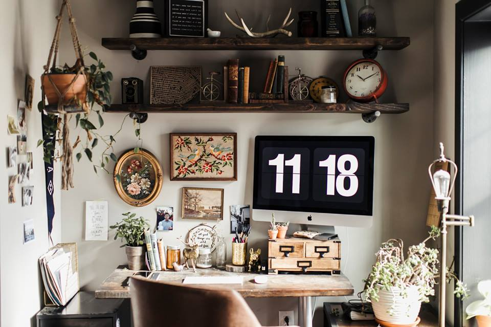 How I Decorated My Home On A Budget