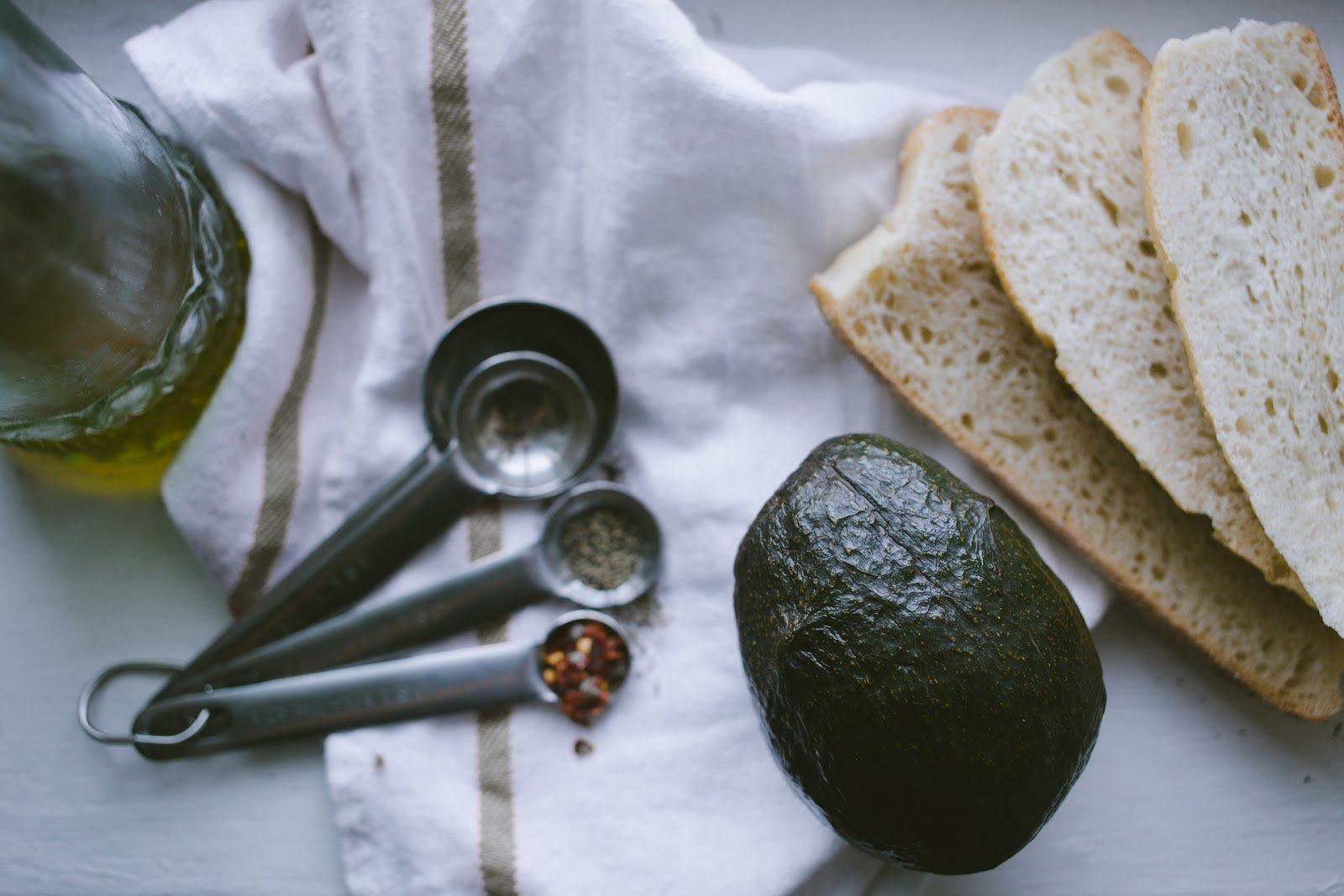 On the Table: Avocado Toast