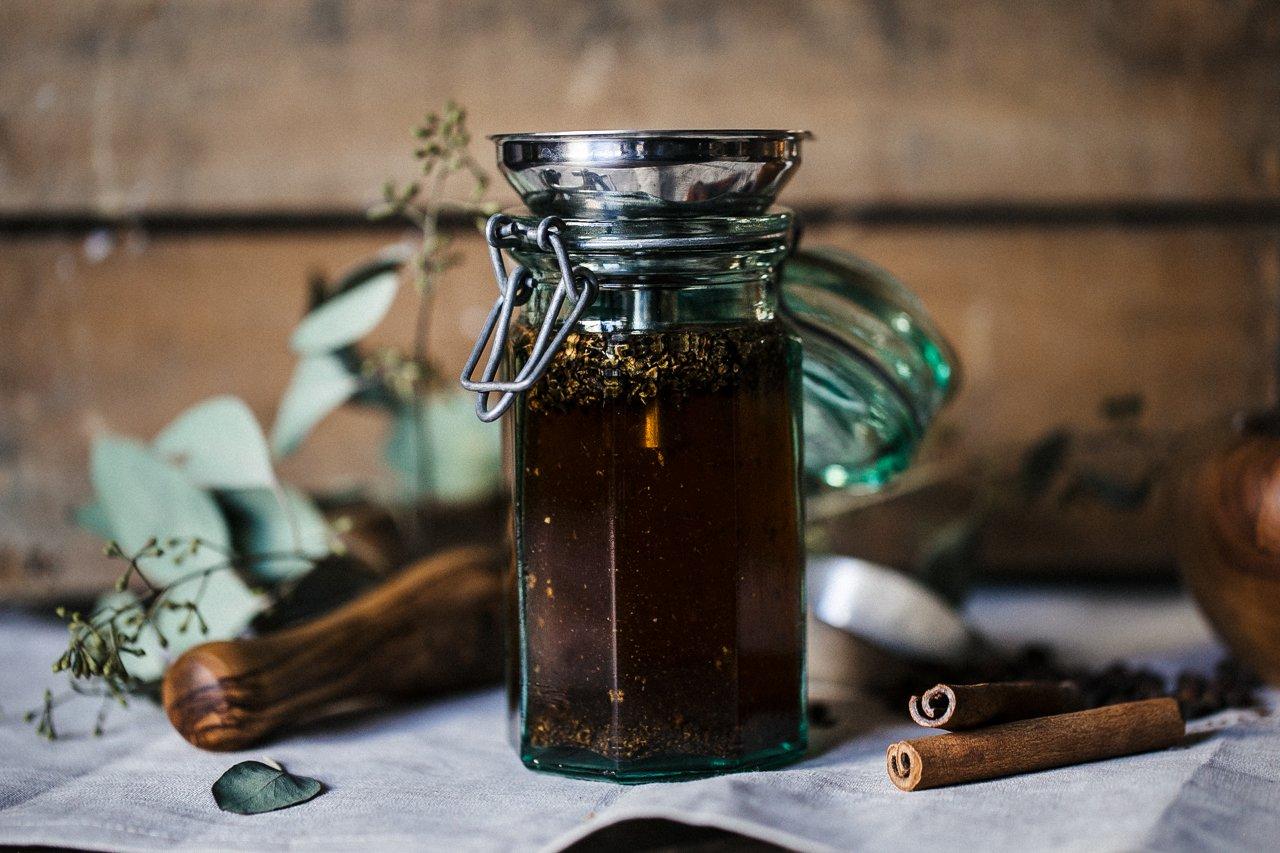 Homemade Allspice Dram