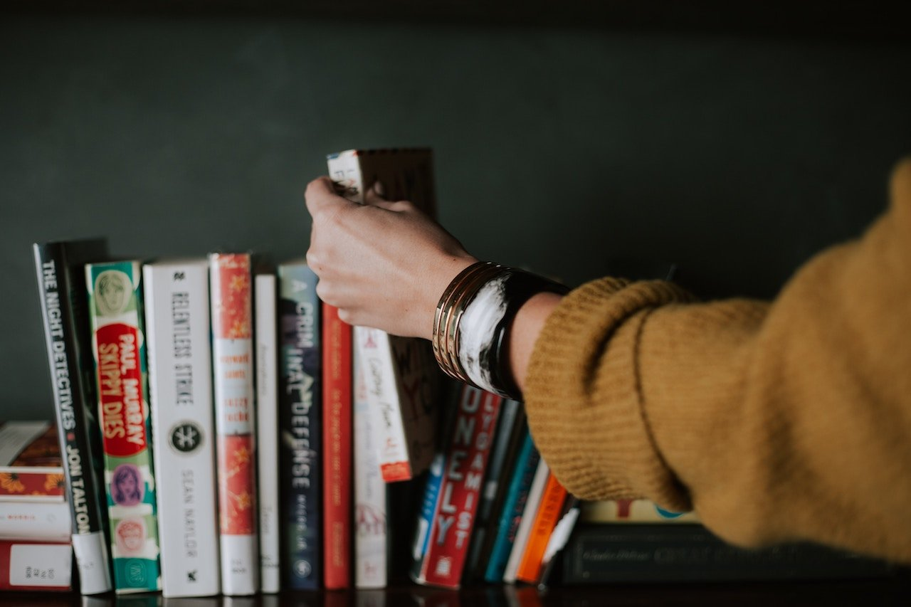 2018 Reading Challenge: February