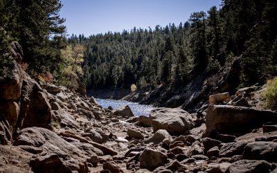 Forsythe Canyon Trail